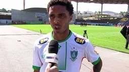 Osman comenta derrota do América-MG para o Fluminense