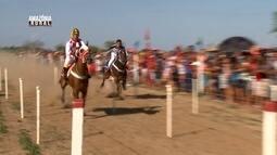 Tradição há mais de 10 anos, corrida de cavalo movimenta interior do AM