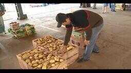 Variação de preço dos hortifrutis surpreende consumidores em Barbacena