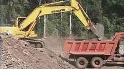 Mil toneladas de calcário são disponibilizados para produtores rurais de Cacoal, RO