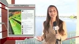 G1 no Bom Dia Rio: campanha incentiva compra de ingressos da Paralimpíada para crianças