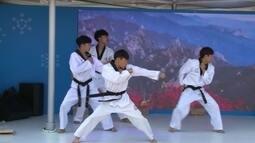No Leme, quem quiser pode conhecer mais sobre a Coréia do Sul sede dos jogos de inverno