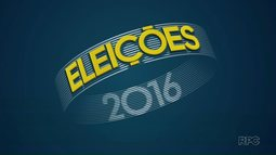 Confira agenda dos candidatos ao cargo de prefeito de Foz