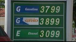 Postos de combustíveis aumentam preço da gasolina em João Pessoa
