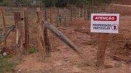 Fechamento de estrada em propriedade particular divide moradores de Ilicínea (MG)