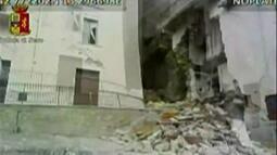 Padre de Mogi fala sobre terremoto em sua primeira noite na Itália