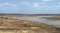 Açudes do Ceará chegam ao nível mais crítico de reserva de água já registrado