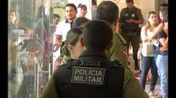 PM baleado em abordagem policial em Benevides é velado, em Belém