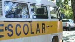 Falta de transporte impede alunos da Região Central do RS de irem para escola