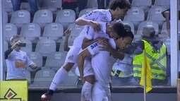 Os gols de Santos 3 x 1 Vasco pelas oitavas de final da Copa do Brasil