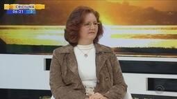 Oftalmologista fala sobre a saúde dos olhos e responde às perguntas dos telespectadores