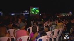 Nova Edição de Pipoca em Cena no bairro Tarumã