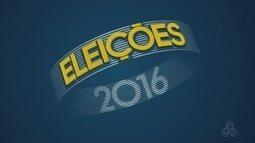 Veja a agenda dos candidatos a prefeito de Manaus nesta sexta (26)