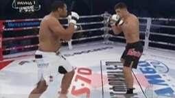 Wallyson Carvalho vence torneio de MMA na Rússia
