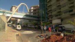 Trecho da Avenida Presidente Itamar Franco é interditado em Juiz de Fora