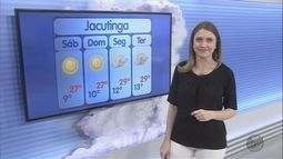 Confira a previsão do tempo para este sábado (27) no Sul de Minas