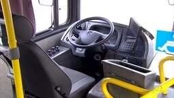 Motorista é baleado e suspeito é morto durante assalto a ônibus