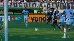 Vasco empata com o Tupi pela Série B do Brasileirão