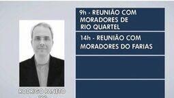 Veja a agenda dos candidatos que disputam a Prefeitura de Linhares no Norte do ES