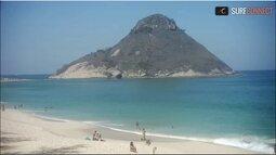 Rio de Janeiro segue com tempo bom nesta segunda-feira (29)