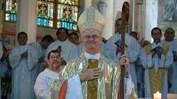 Santa Cruz do Sul tem novo Bispo