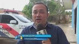 Homem é morto na frente da mulher e dos filhos em Tabatinga