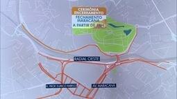 Maracanã recebe neste domingo (18) o encerramento das Paralimpíadas 2016