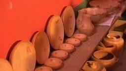Mulheres do Norte de Minas mantêm tradição e produzem a cerâmica do Candeal