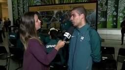 """Daniel Dias sobre desempenho nos jogos do Rio: """"Muito mais do que eu imaginava"""""""