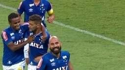 O gol de Cruzeiro 1 x 0 Botafogo pelas oitavas de final da Copa do Brasil