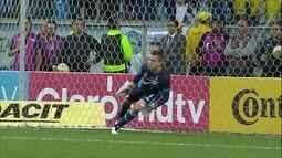 Grêmio vence Atlético-PR em jogo com diversos pênaltis perdidos