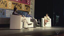 Atrações da Tarrafa Literária continuam nesta quinta-feira em Santos
