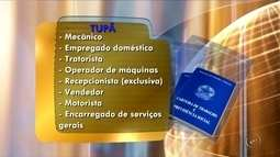 PAT de Tupã oferece vagas de emprego