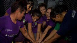 Equipe feminina do Cuiabá Rugby vai disputar torneio em São Paulo