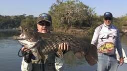 Pescaria no Juruena