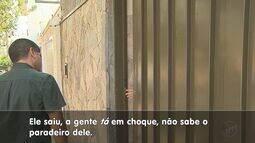 Guilherme Longo desaparece de casa sete meses após deixar penitenciária
