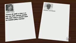 Prefeita Dárcy Vera procura Marco Antônio dos Santos para se safar de investigação