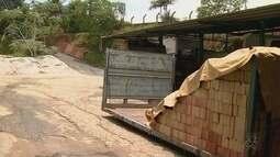 Comerciante é morto a tiros em loja de materiais de construção em Manaus