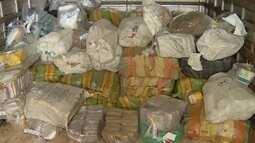 PF incinera mais de 3 toneladas de drogas apreendidas no Amazonas