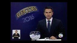 Confira o primeiro bloco do debate com os candidatos à Prefeitura de Araxá