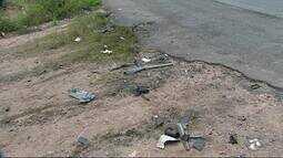 Motorista morre após colidir carro contra árvore na BR-232, em Bezerros