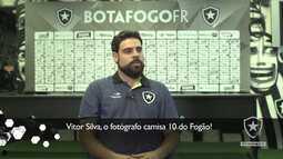 Botafogo TV - Entrevista com Vitor Silva, fotógrafo do Botafogo