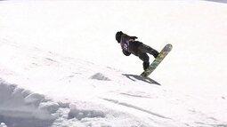 Jovens disputam Campeonato Brasileiro Amador de Snowboard em busca do sonho olímpico