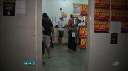 População enfrenta dificuldades para registrar boletins de ocorrência durante a greve