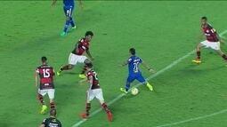 Rafinha, do Cruzeiro, foi eleito a melhor pintura da série A do Brasileirão
