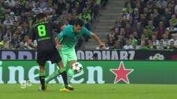 Melhores momentos: Borussia Monchengladbach 1 x 2 Barcelona pela Liga dos Campeões