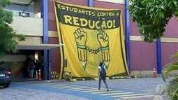 Estudantes ocupam campi do IFRN contra reforma no ensino médio