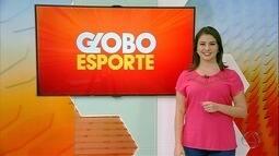 Globo Esporte MS - programa de quinta-feira, 29/09/2016 - 1º bloco