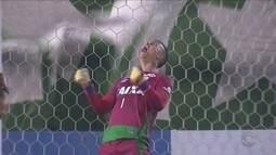 Chapecoense vence nos pênaltis e se classifica para as quartas de final da Sul-Americana