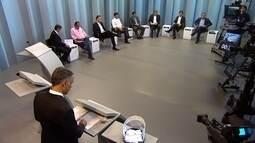 Debate com candidatos a prefeito de Belo Horizonte no 1º turno - Bloco 1